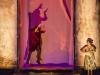 """CREST - La sposa sirena drammaturgia Katia Scarimboloscenografia, luci e regia Michelangelo Campanalecon Valentina Franchino, Salvatore Marci, Lucia Zotti Spettacolo vincitore Premio """"L'uccellino azzurro"""" (Molfetta, 2013) Stagione 2014/15 Teatro ragazzi TEATRO COMUNALE DI FERRARA"""