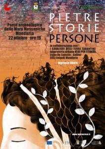Pietre, persone e storie