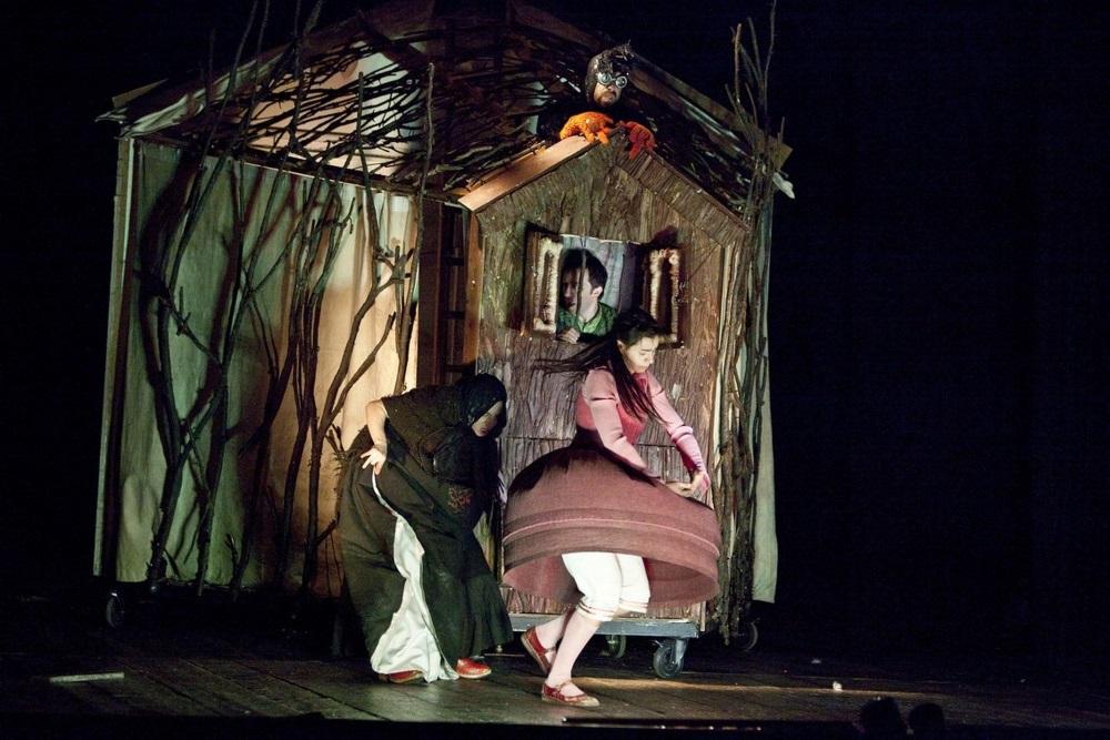 La storia di Hansel e Gretel